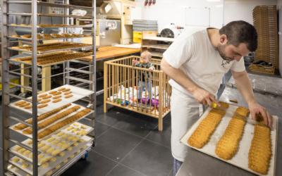 Artikel Bakkers in Bedrijf: Kredietunie Bakkerij Ondernemers: voor bakkers die geld tekortkomen
